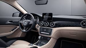 Exclusive package - Mercedes-Benz GLA