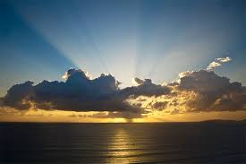Image result for storm sunrise