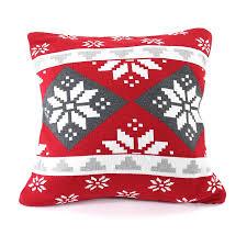 <b>Подушка с орнаментом</b> Christmas story, 45х45 см