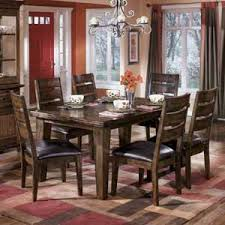ashley furniture kitchen tables:  kitchen tables dining table signature design by ashley larchmont dining table with  side chairs ashley furniture