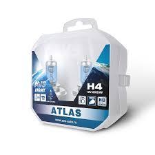 Галогенная <b>лампа AVS ATLAS</b> PB/5000К/PB H4.12V.60/55W ...