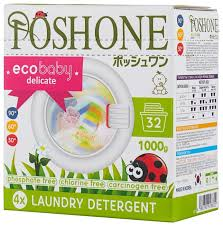 <b>Стиральный порошок Posh</b> One Ecobaby Delicate — купить по ...