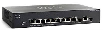 <b>Коммутатор PoE Cisco</b> SB SF352-08P-K9-EU купить в Москве ...