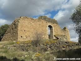 Hautes murailles de La Tour de Valros