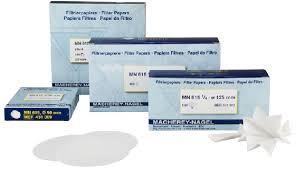 Paper, filter #<b>1</b>, <b>box</b>/<b>100</b>