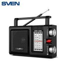 Портативный <b>радиоприёмник SVEN SRP-450</b>, купить по цене ...