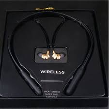 M8 Neckband Bluetooth Earphone Sports Music Magnet ... - Vova