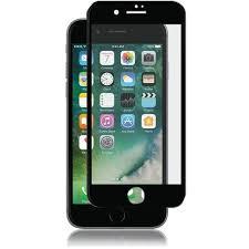 защитное стекло onext для телефона apple iphone 6 6s 3d белое