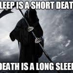 Grim Reaper Meme Generator - Imgflip via Relatably.com