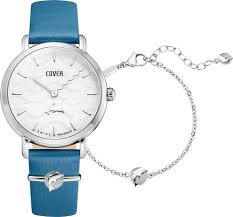 <b>Женские часы Cover</b> Crazy Seconds SET.Co1008.<b>01</b> | www.gt-a.ru