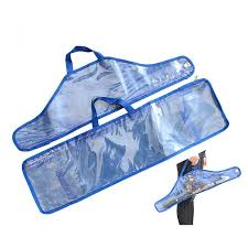 <b>1pcs Transparent Fishing Tackle</b> Bag Reel Storage Case Carrier ...