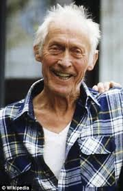 Famous: Melissa's late father-in-law Bill Bowerman (pictured) invented the waffle-soled running shoe and co-founded Nike with Phil Knight - article-2147761-13380DE2000005DC-419_310x480