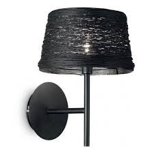 <b>Бра Ideal Lux Basket</b> AP1 Nero. — купить в интернет-магазине ...