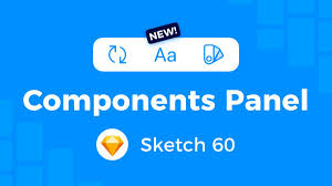 Sketch <b>60</b> & <b>New</b> Components Panel — How to Use It? - Design + ...