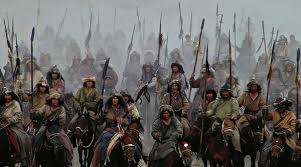 Image result for Mongol invasion rained off