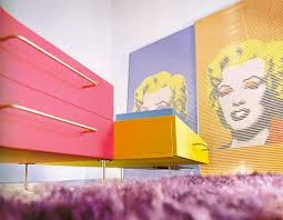 pop art in interior design pop art interior design