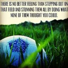 Soccer Quotes on Pinterest | Soccer Girl Problems, Mia Hamm and ... via Relatably.com