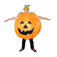<b>Halloween pumpkin costumes stage</b> show pumpkin inflatable suits ...