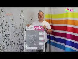 Обзор <b>сушилки для белья</b> 0531 <b>EUROGOLD</b> - YouTube