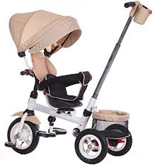 Amazon.com : <b>Kids</b>' <b>Tricycles Multifunctional</b> 4-in-1 <b>Foldable Child</b> ...