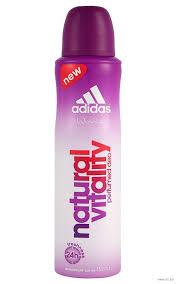 """<b>Дезодорант</b> для женщин """"<b>Natural Vitality</b>"""" (<b>спрей</b>; 150 мл) Adidas ..."""
