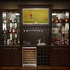 built in bar idea i like the idea of liquor shelves with mirror and glass built home bar cabinets tv