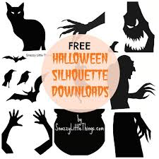 love halloween window decor: free downloadable halloween window silhouettes my freehanded images are now yours to enjoy