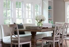 dining room bench seating: dining table with bench room tables with benches and chairs