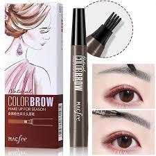 <b>Hot saleTattoo</b> Eyebrow Pencils Waterproof Fork tip Eyebrow Tattoo ...