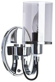 <b>Бра Arte Lamp</b> Ombra <b>A2995AP</b>-<b>1CC</b>, с выключателем, 40 Вт ...