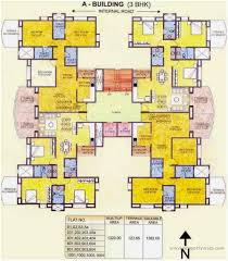 shivranjan towers pashan pune residential project layout plan location map floor plan 1