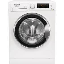 Отдельно стоящая <b>стиральная машина</b> Hotpoint с <b>сушкой</b>: 9 кг ...