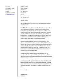 Outstanding Cover Letter Examples for Every Job Search   LiveCareer Cover Letter Templates