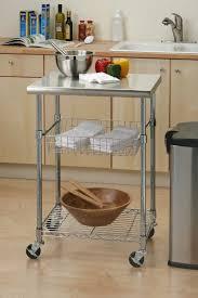 tier kitchen cart storage rack