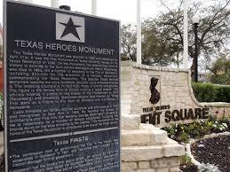 「Texas Revolution memorial」の画像検索結果