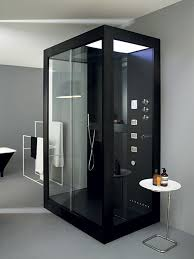 ideas shower systems pinterest: advanced shower system with built in aromatherapy touch controls music and more