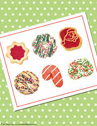 bake flyers flyer designs blank christmas cookie exchange