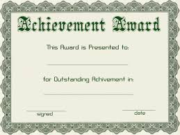 award certificates templates template award certificates templates