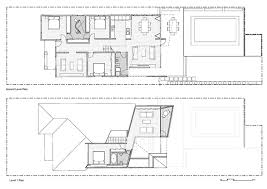 House Plans Melbourne   Modern Home Design and Decor    Ground  amp  First Floor Plans  Bungalow Renovation and Extension in