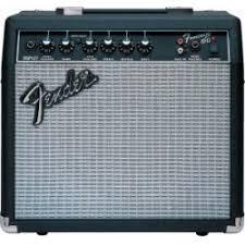 Отзывы о <b>Гитарный комбоусилитель Fender Frontman</b> 15G