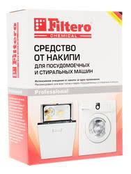 Купить <b>Средство от накипи Filtero</b> 601 по супер низкой цене со ...