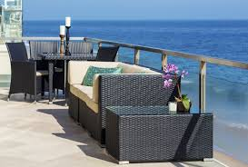 patio couch set combine seating sets dining sets and chaise lounge sets to create an ultimate outdoor