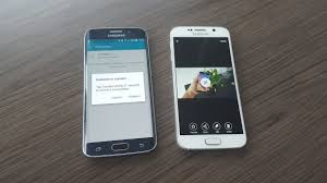 How to transfer content using Wi-Fi Direct on a Galaxy S6 or Galaxy ...