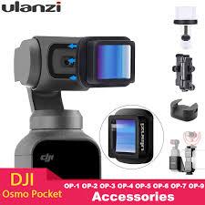 <b>Ulanzi Magnetic</b> 4K HD <b>Large Wide Angle</b> Lens 1.33X Anamorphic ...