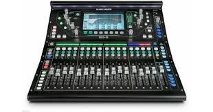 Купить ALLEN&HEATH SQ-5 - <b>Микшерный пульт Ален</b> Хит в ...