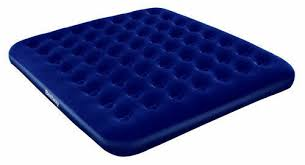 <b>Bestway</b> Luftbett King-Size 203x183x22 cm - Blau (<b>67004</b>) for sale ...