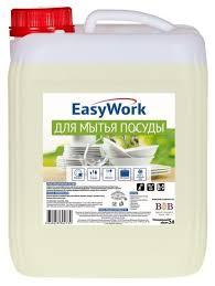 <b>EasyWork Средство</b> для <b>мытья</b> посуды Цитрус — купить по ...