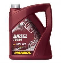 <b>MANNOL Diesel Turbo 5W-40</b> API CI-4/SL | MANNOL