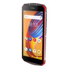 <b>Смартфон Haier Titan</b> T1, черный/ красный — купить в интернет ...