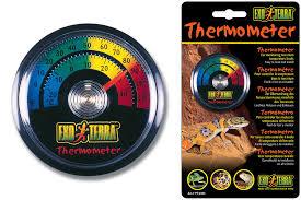 <b>Термометр</b> механический - <b>Exo</b>-Terra Thermometer - 5,5 см - арт ...
